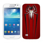 Husa Samsung Galaxy S4 Mini i9190 i9195 Silicon Gel Tpu Model Spiderman