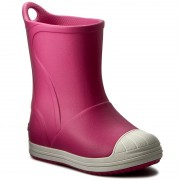 Гумени ботуши CROCS - Bump It Boot 203515 Candy Pink/Oyster