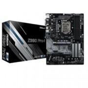 Дънна платка ASRock Z390-PRO4, Z390, 1151, DDR4, PCI-E(HDMI,DVI-D,D-Sub), 6x SATA 6Gb/s, 2x Ultra M.2, 4x USB 3.1 Gen2 Type-C, ATX