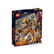 LEGO® Super Heroes 76128 Molten Man Battle