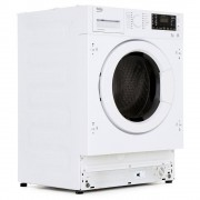 Beko WDIC752300F2 Integrated Washer Dryer - White