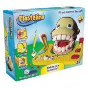 Plastelino - Maimutica la dentist