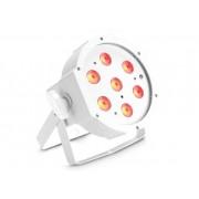 Cameo Flat Par CAN TRI 3W IR LED, white