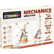 ENGINO Zestaw edukacyjny ENGINO Stem mechanics - napędy pasowe (223999)