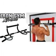 Iron Gym Extreme Door Gym Exercise Bar