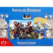 1/72 Battle of Waterloo British Cavalry