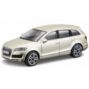 Schaalmodel goude Audi Q7 2011