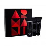 Giorgio Armani Armani Code Pour Homme set cadou EDT 50 ml + Balsam dupa barbierit 75 ml + Gel de dus 75 ml pentru bărbați