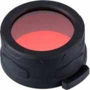 Nitecore NFR50 Filtru Rosu Diametru 50mm