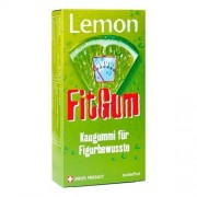 EPI-3 Healthcare GmbH LEMON FITGUM L-Carnitin Kaugummi 2X8 St