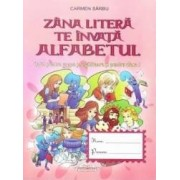 Zana Litera te invata alfabetul - Carmen Sarbu