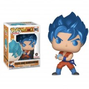 Funko Pop SSGSS Goku (Kamehameha) Chalice Exclusive Dragon Ball Super