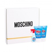 Moschino Fresh Couture confezione regalo Eau de Toilette 5 ml + doccia gel 25 ml + lozione per il corpo 25 ml donna
