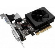 Placa video PNY GeForce GT 730 2GB DDR3 64-bit