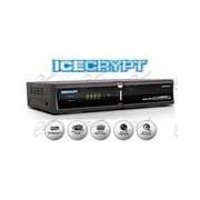DECODER SATELLITARE ICECRYPT S2000CCI CON FUNZIONE PVR, BLINDSCAN E PORTA USB,