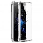 Capa de TPU Imak Drop-Proof para Sony Xperia XZ3 - Transparente