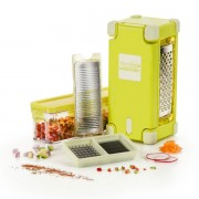 Nicer Dicer Magic Cube Gourmet - 9-delig