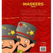 Uitgeverij Libre circus maskers