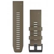 Garmin QuickFit 26 Silikon - Klockarmband - Coyote