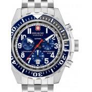 Ceas barbatesc Swiss Military Hanowa 06-5304.04.003 Touchdown Chrono 45mm 10ATM