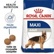 Royal Canin Maxi Adult pour chien - 2 x 15 kg