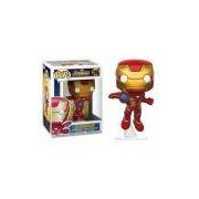 Boneco Funko Pop Avengers Infinity Wars Iron Man 285