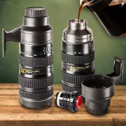 Gizzys Thermosfles Camera Lens