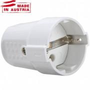 Brennenstuhl földelt műanyag dugalj 230V 16A fehér 1081590511