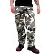 Pantaloni Uomo SURPLUS - RANGER TROUSER - BIANCA Camo - 05-3581-26