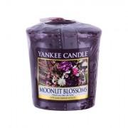 Yankee Candle Moonlit Blossoms vonná svíčka 49 g