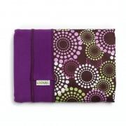 Wrap elastic Liliputi Rainbow line Lavendering