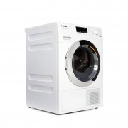 Miele T1 - ChromeEdition TKR850WP Condenser Dryer with Heat Pump Technology