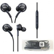 Fleejost Akg Earphone-Handsfree Headset with Mic For Android IOS Samsung All Smart Phones Compatible