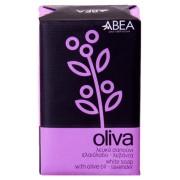 Bílé olivové mýdlo s levandulí OLIVA 125g Abea