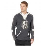 47 NHL Vegas Golden Knights Tahoe Lace-Up Hoodie Jet Black 1