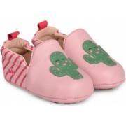 Pantofi Fetite Bibi Afeto New Roz-Cactus 20 EU