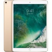 "Tableta Apple iPad Pro, Procesor Hexa-Core 2.3GHz, Retina 10.5"", 512GB Flash, 12 MP, Wi-Fi, 4G, iOS (Auriu) + Cartela SIM Orange PrePay, 6 euro credit, 6 GB internet 4G, 2,000 minute nationale si internationale fix sau SMS nationale din care 300 minute/SM"
