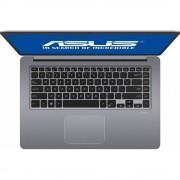 Laptop Asus S510UN-BQ135, 15.6 FHD (1920X1080), Anti-Glare (mat), Wide View, Intel Core I7-8550U (1.8GHz up to 4.0GHz, 8M), video dedicata nVidia