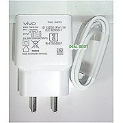 100 Percent Original 2AMP VIVO Adapter Charger With USB Cable For All VIVO Phones With 1 Month Warantee.