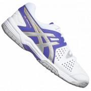 ASICS GEL-Dedicate 4 Dames Tennisschoenen E557Y-3693 - wit - Size: 39,5