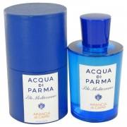 Blu Mediterraneo Arancia Di Capri by Acqua Di Parma Eau De Toilette Spray 5 oz