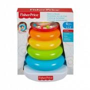 Fisher-Price Kacagj és Fejlődj! színes gyűrűpiramis