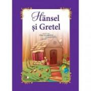 Hansel si Gretel. Carte gigant adaptare dupa Fratii Grimm