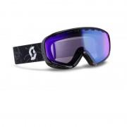 Ochelari ski Scott Dana black/illuminator blue chrome