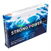 Strong Power 4 db potencianövelő kapszula Férfiak részére