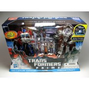 Transformers Prime First Edition - Entertainment Pack - Optimus Vs Megatron