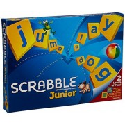 Mattel Junior Scrabble Crossword Game