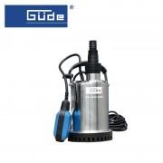 Помпа за изпомпване на чиста и замърсена вода GUDE GFS 4000, 400W