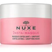 Nuxe Insta-Masque exfoliační maska pro sjednocení barevného tónu pleti 50 g