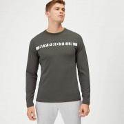 Myprotein The Original Long Sleeve T-Shirt - Slate - L - Slate